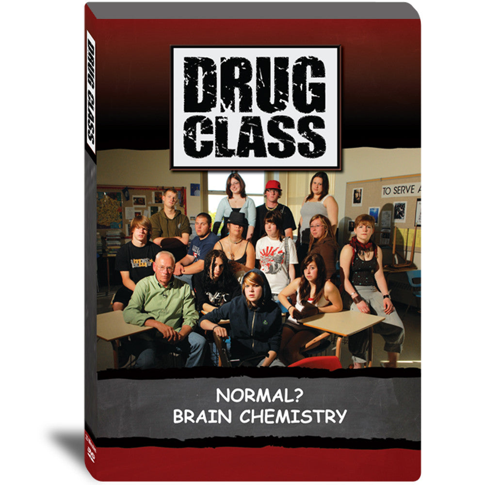 Drug Class: Normal? Brain Chemistry DVD product image