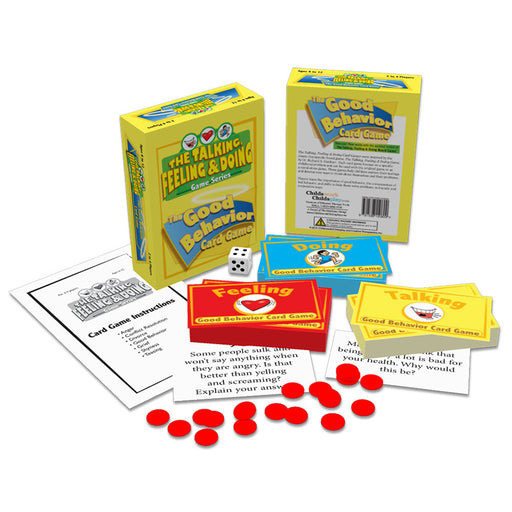 The Talking, Feeling & Doing Good Behavior Card Game product image