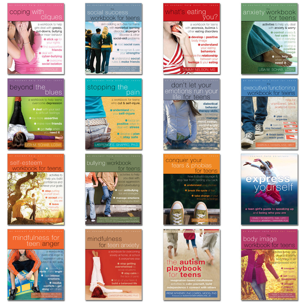 Emotional Intelligence Workbooks [Set of 16] product image