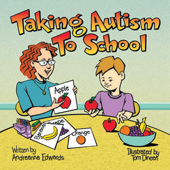 Taking Autism to School Book product image