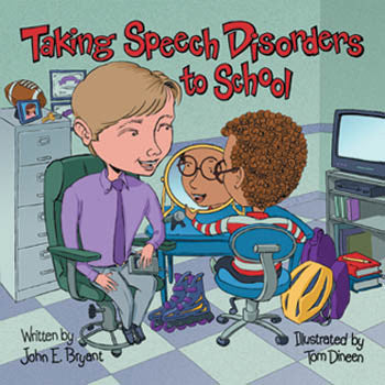 Taking Speech Disorders to School Book product image