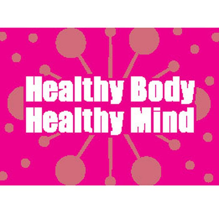 Healthy Body Healthy Mind Cards for Adults product image