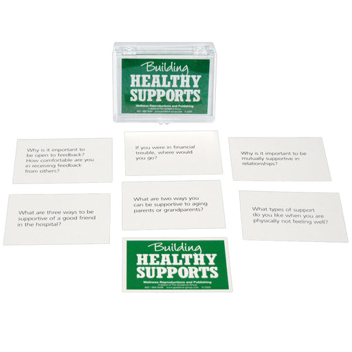 Building Healthy Supports Cards for Adults product image