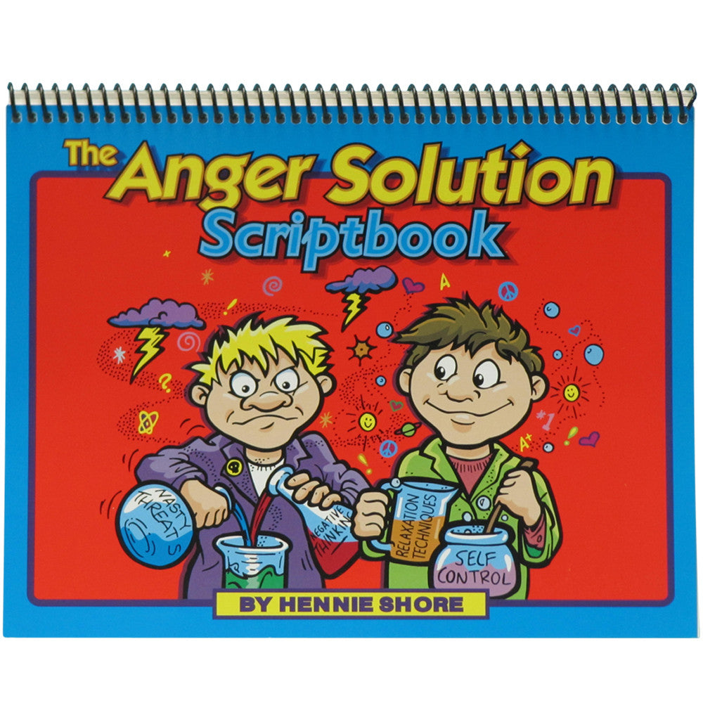 The Anger Solution Scriptbook product image