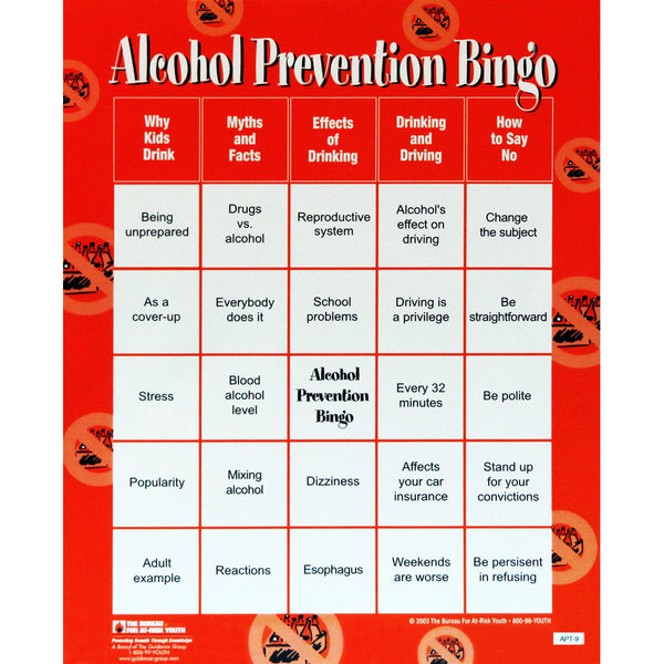 Bingo Games for Counseling & Therapy