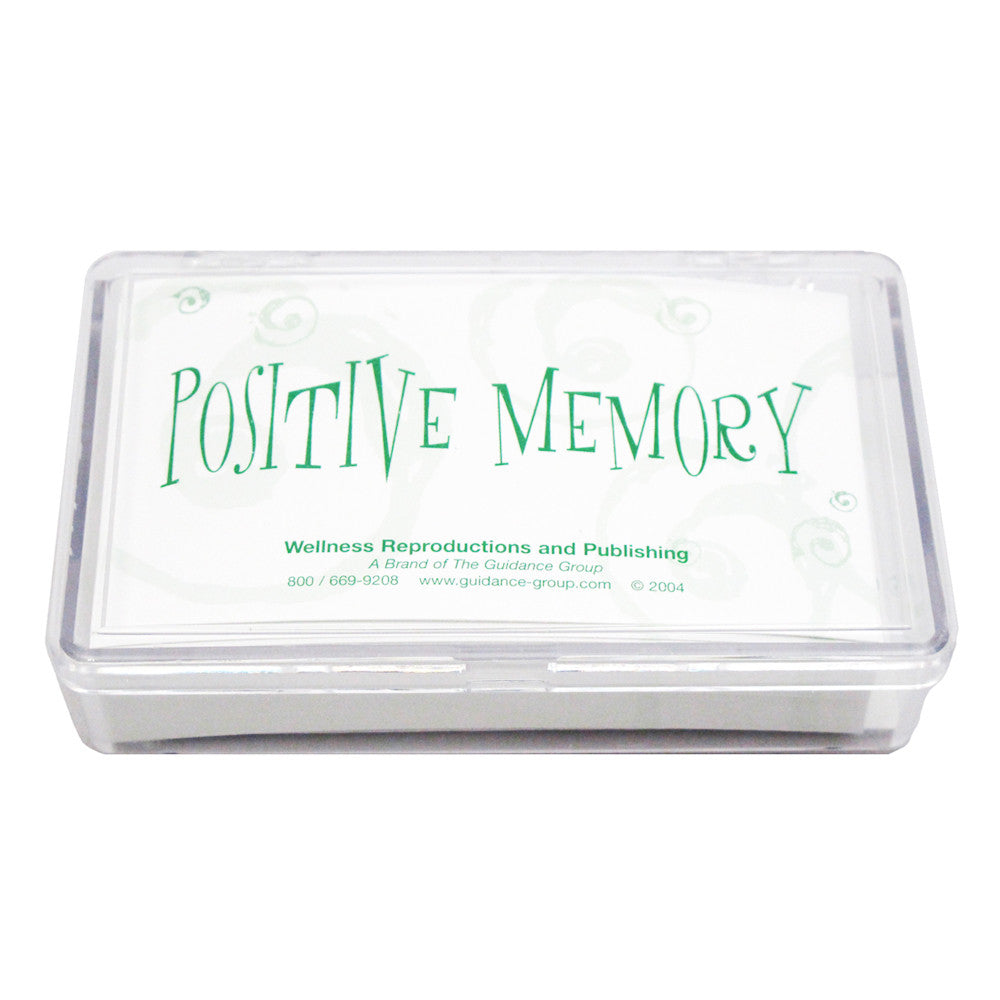 101 Positive Memory Cards product image
