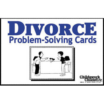 Divorce Problem-Solving Cards product image