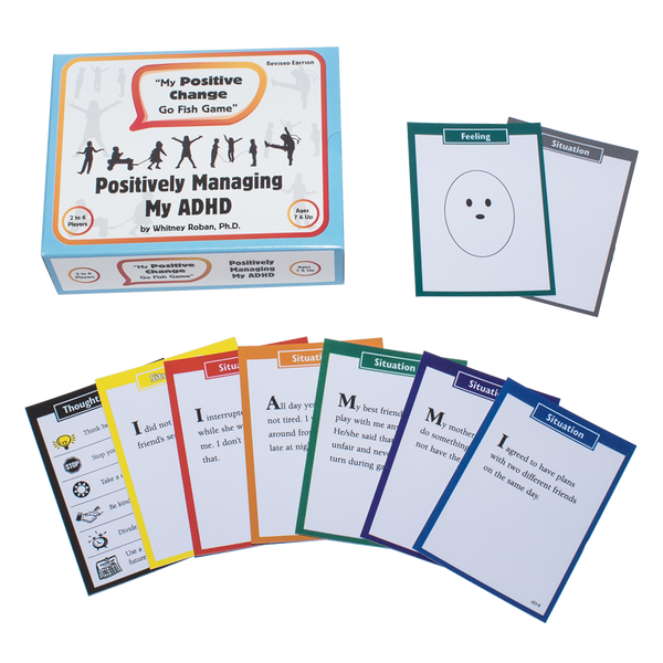 Positive Change Card Games