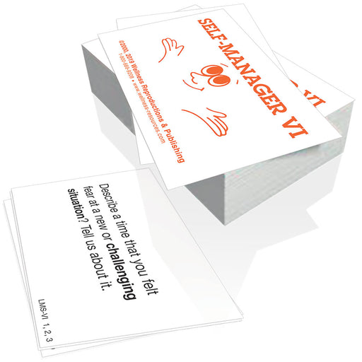 Life Management Skills VI Cards