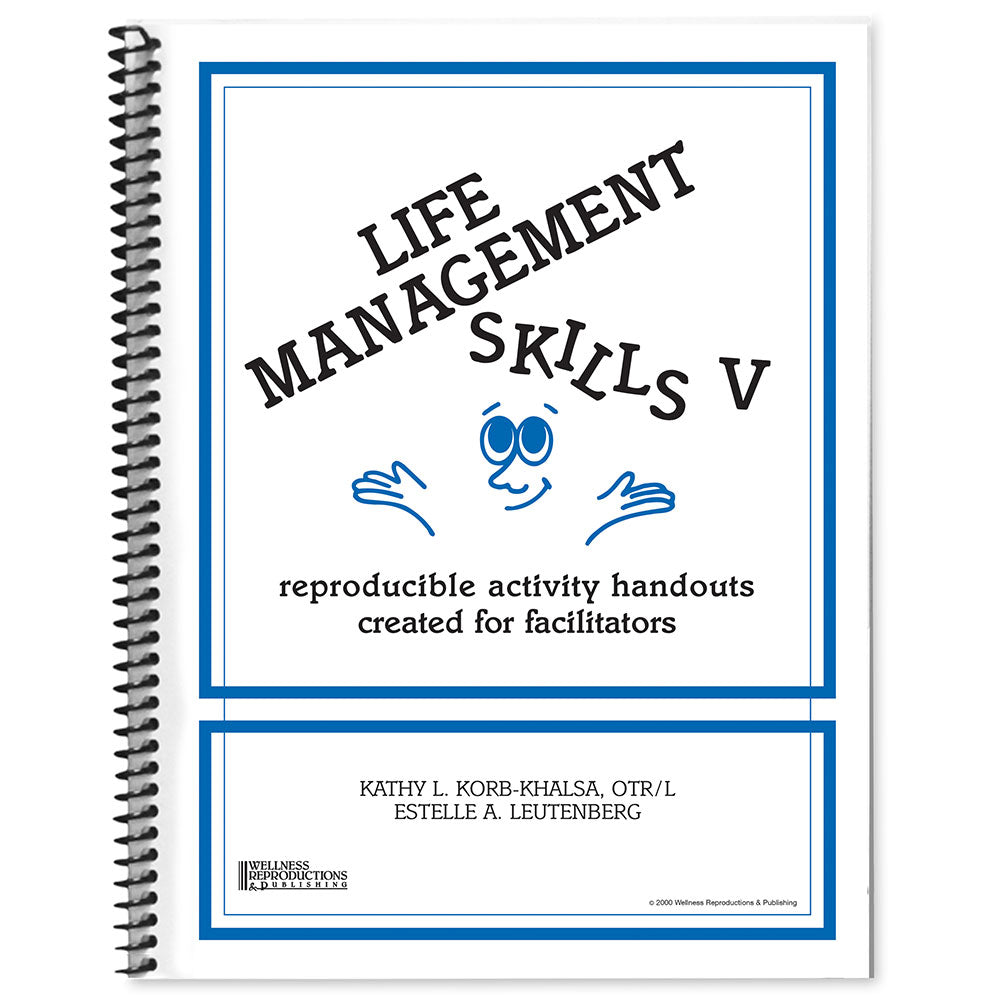 Life Management Skills V Book