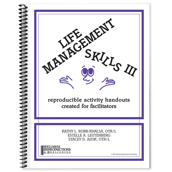 Life Management Skills III Book
