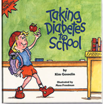Taking Diabetes to School Book product image