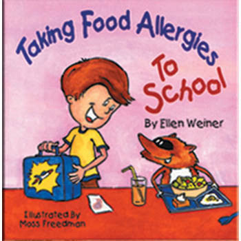 Taking Food Allergies to School Book product image