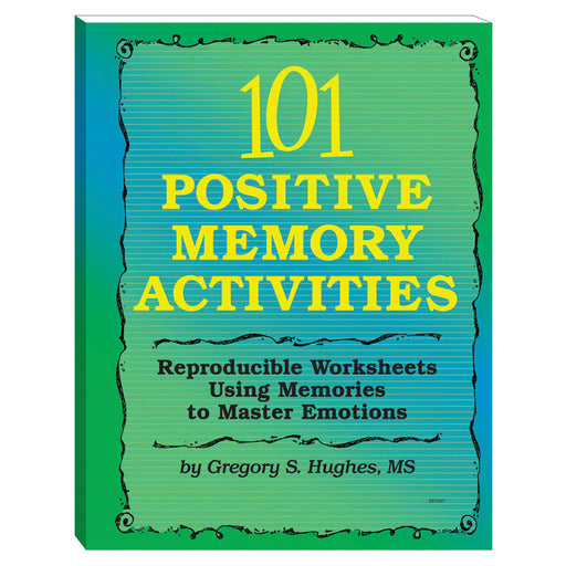 101 Positive Memory Activities Book product image