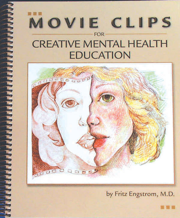 Movie Clips for Creative Mental Health Education Book product image