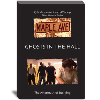 Maple Ave: Ghosts in the Hall DVD Childswork/Childsplay
