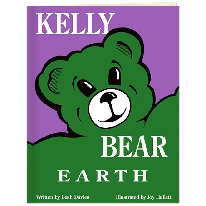 Kelly Bear Earth Book product image
