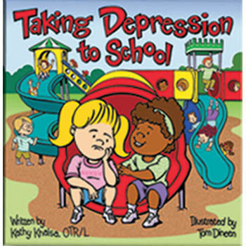 Taking Depression to School Book product image