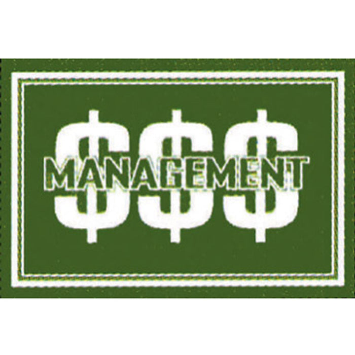 Money Management Cards product image