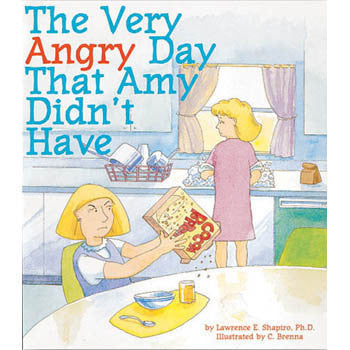 The Very Angry Day That Amy Didn't Have Book product image