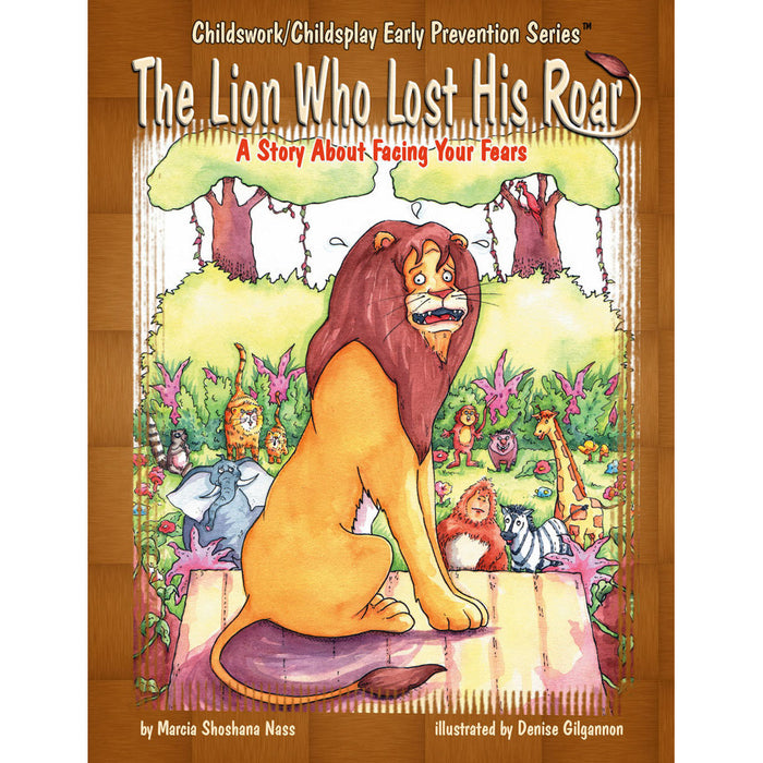 The Lion Who Lost His Roar Book product image