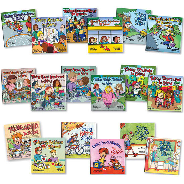 The Special Kids in School Series product image