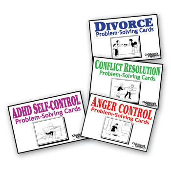 Problem Solving Cards Set product image