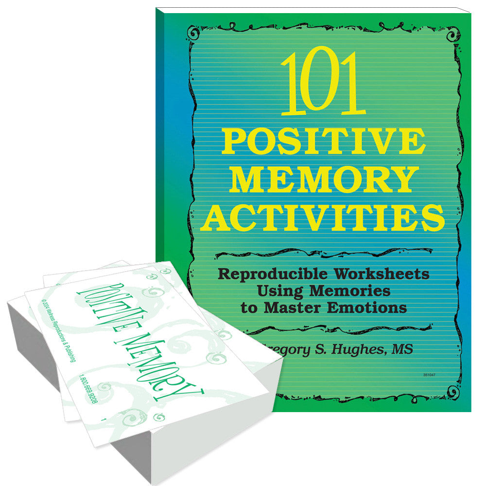 101 Positive Memory Activities Set product image