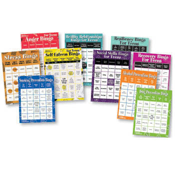 Bingo Games for Teens product image