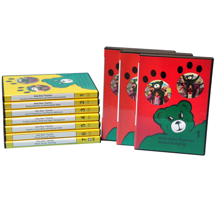 Kelly Bear DVD Series product image