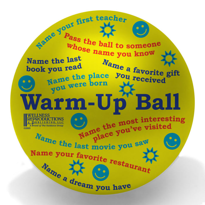 Warm Up Ball product image