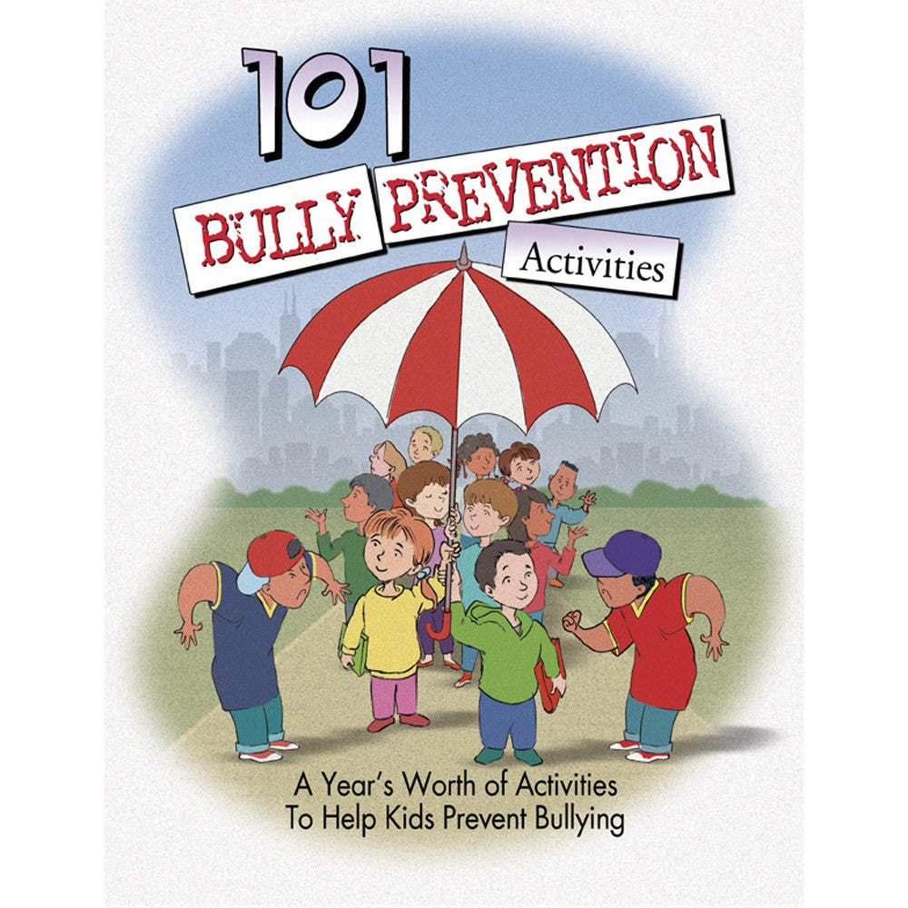 101 Bully Prevention Actitivies Book & CD product image