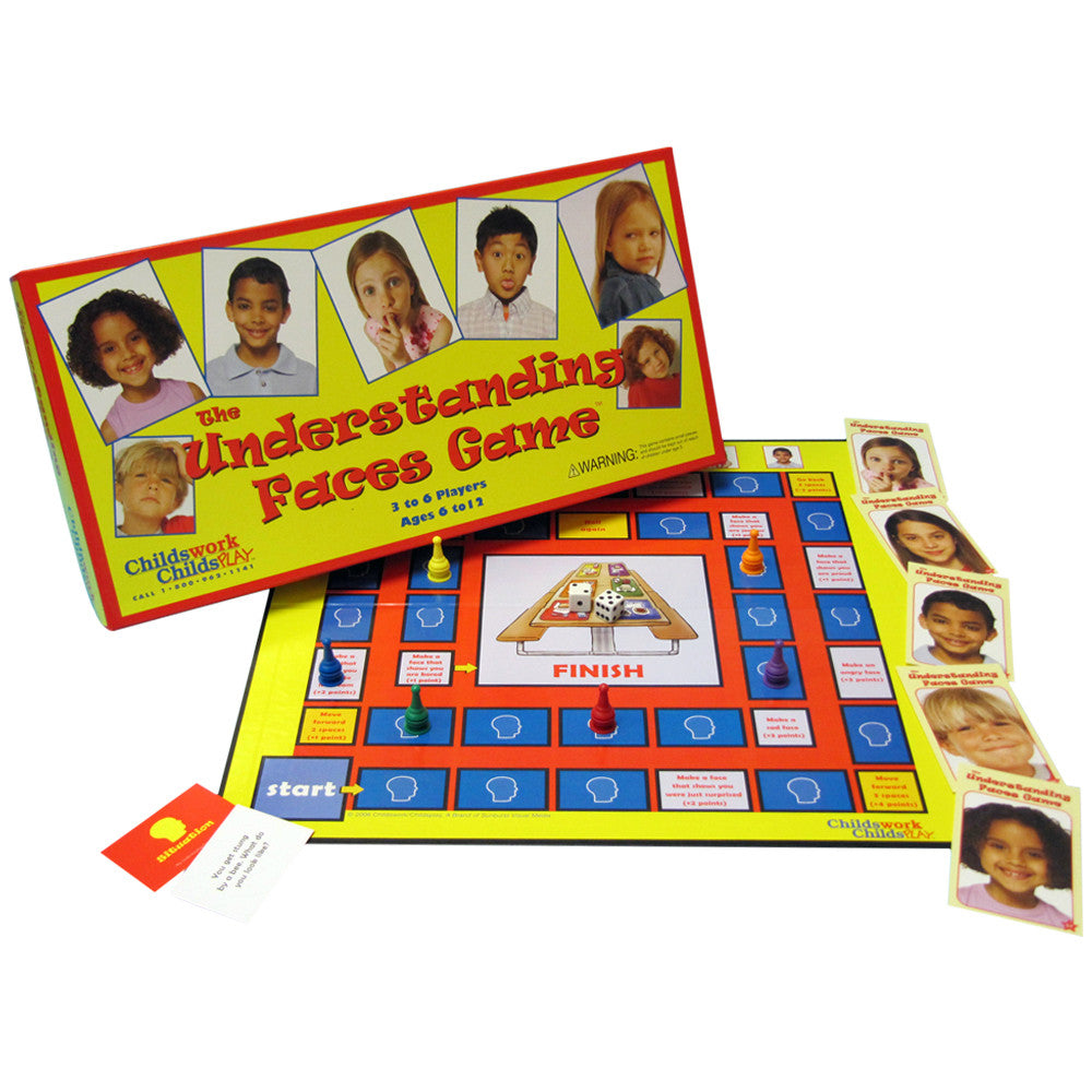 The Understanding Faces Game product image
