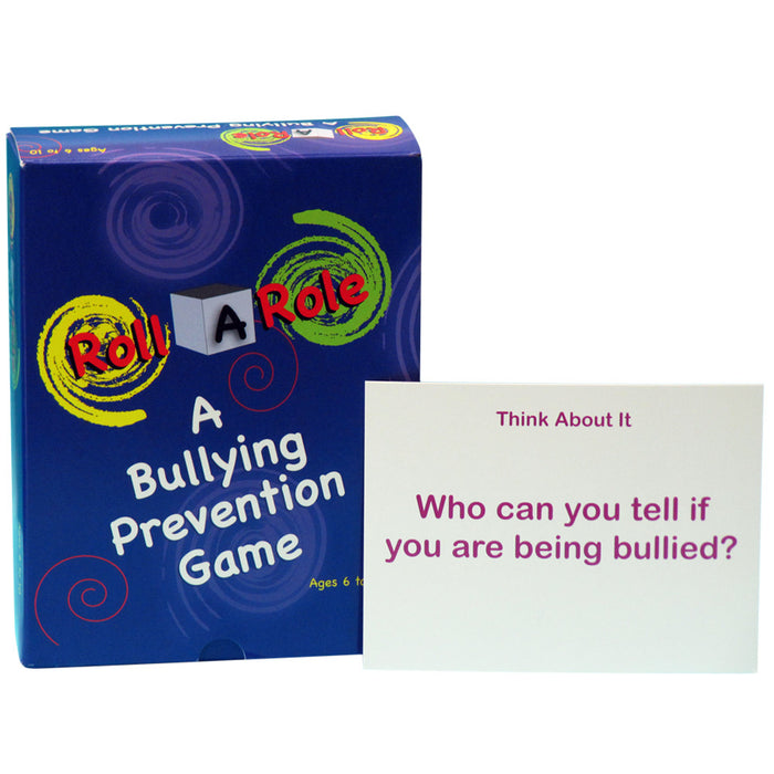 Roll A Role: A Bullying Prevention Game Cards Only product image