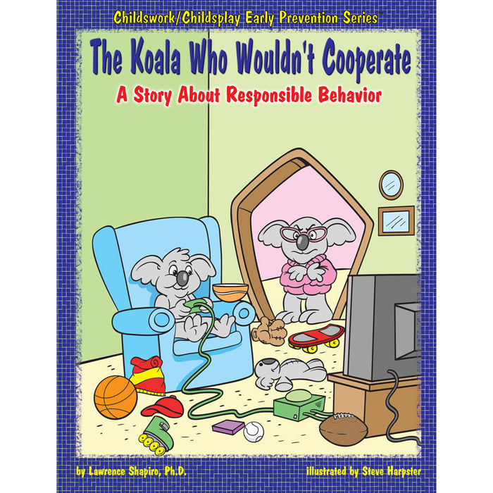 The Koala Who Wouldn't Cooperate Book product image