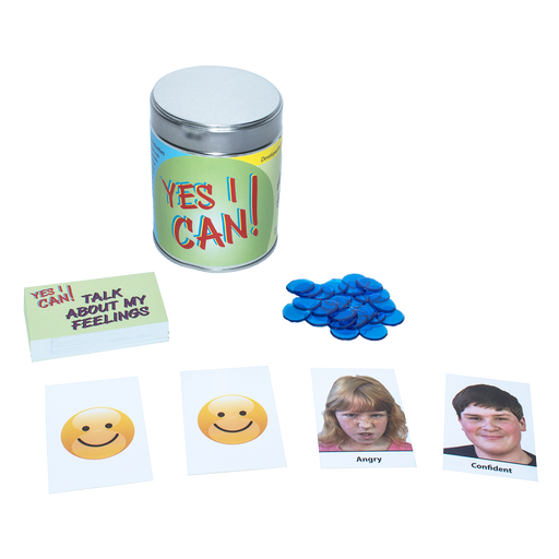 Yes I Can! Talk About My Feelings product image