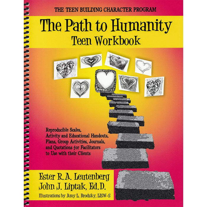 The Path to Humanity Teen Workbook with CD