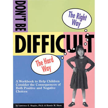 The Don't Be Difficult Workbook with CD product image