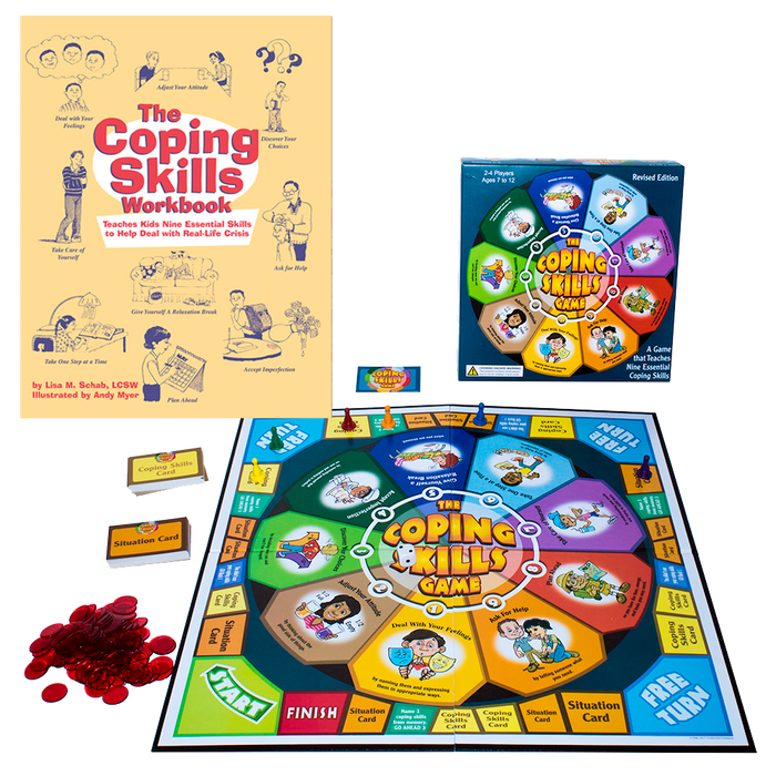The Coping Skills Bundle product image