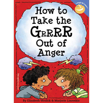 How to Take the GRRRR Out of Anger Laugh & Learn Book product image