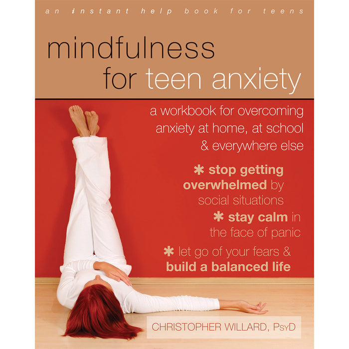 Mindfulness for Teen Anxiety product image