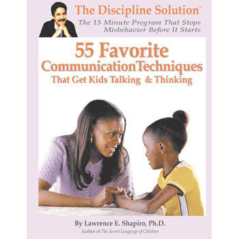 55 Favorite Communication Techniques Activity Book product image