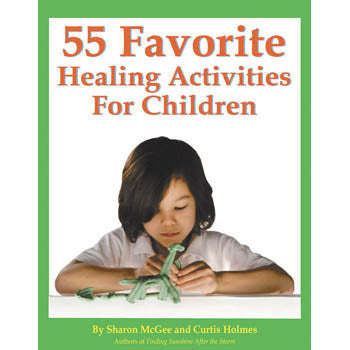 55 Healing Activities for Children Activities Book product image