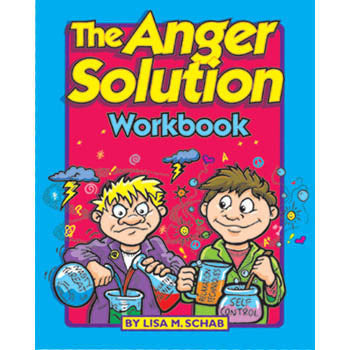 The Anger Solution Workbook w/CD product image