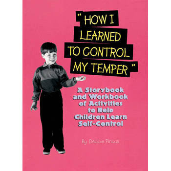 How I Learned to Control My Temper Storybook/Workbook with CD product image