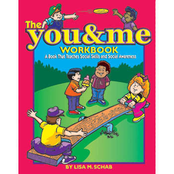 The You & Me Workbook with CD product image