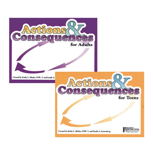 Actions and Consequences Card Game Set product image