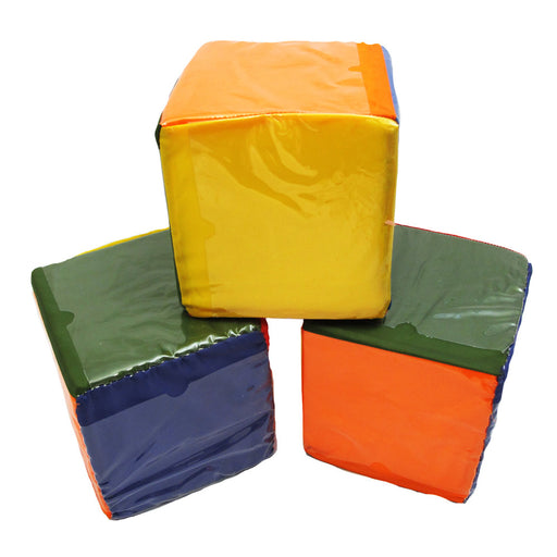 Cube Roll a Role Foam Cubes product image