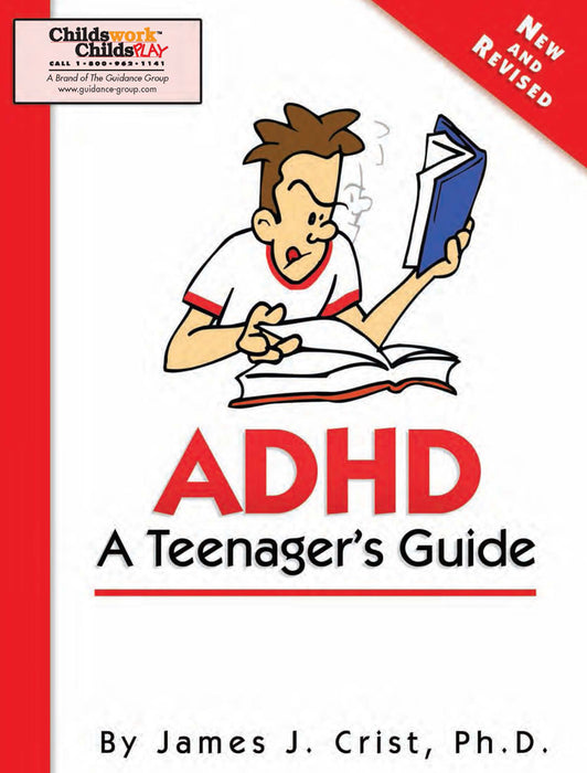 ADHD: A Teenager's Guide Book