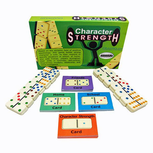 Play 2 Learn Dominoes: Character Strength